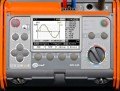 Sonel MPI-530 - Tester multifunctional - Vizualizare curbe variatie U, I