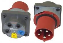Sonel AGT-63P - Adaptor conectare priza trifazata 63 A