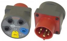 Sonel AGT-16P - Adaptor conectare priza trifazata 16A