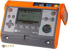 Sonel MRU-200 - Testare prizei de manat cu metoda impulsului
