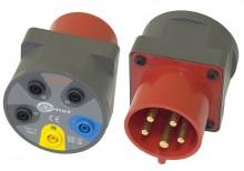Sonel AGT-32P - Adaptor conectare priza trifazata 32 A